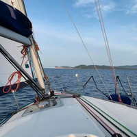 Allenamento ZINZURA II - Kwindoo, sailing, regatta, track, live, tracking, sail, races, broadcasting