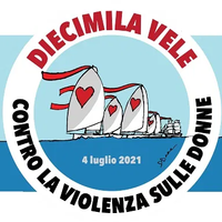 10000 Vele contro la violenza sulle donne - Kwindoo, sailing, regatta, track, live, tracking, sail, races, broadcasting