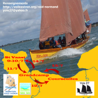 raid Normand pour une culture maritime  - Kwindoo, sailing, regatta, track, live, tracking, sail, races, broadcasting