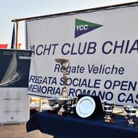 22° Memorial  Romano Caselli Regata sociale YCC - Kwindoo, sailing, regatta, track, live, tracking, sail, races, broadcasting